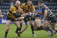 Worcester v Cornish Pirates 260211