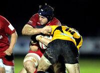 Esher Rugby v Bristol Rugby 140111