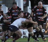 Cornish Pirates v Rotherham Titans  061111