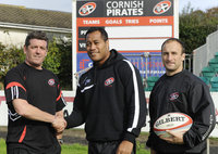 Andrew Suniula Joins Cornish Pirates 181011