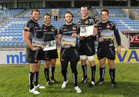 Exeter Chiefs Photo Call 201011