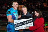 Exeter Chiefs v Ospreys 151011