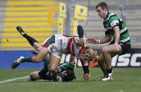 Leeds v Plymouth Albion 231011