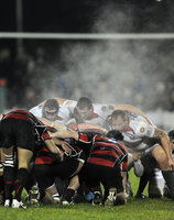 Plymouth Albion v Moseley 281011