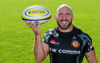 Exeter Chiefs Photo Call 280911