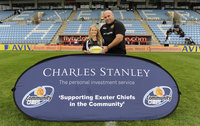 Exeter Chiefs v Newcastle 100911
