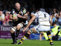 Exeter Chiefs v London Wasps 250911