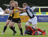 London Scottish v Cornish Pirates 170911