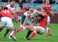London Welsh v Plymouth 100911