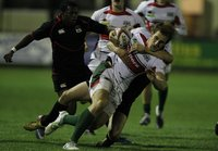 Moseley v Plymouth Albion 210911