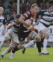 Cornish Pirates v Bristol Rugby 210911