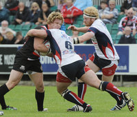 Pirates v Doncaster 110911