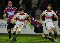 Plymouth Albion v Rotherham 160911