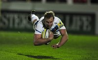 Worcester A v Exeter Chiefs A 260911