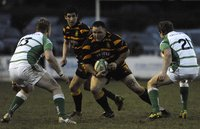 Cornwall v Devon 240412