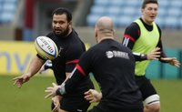 Harlequins Training 281212