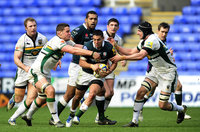 London Irish v Northampton 260212