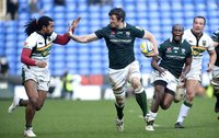 London Irish v Northampton Saints 260212
