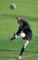 Exeter Chiefs Training 270112