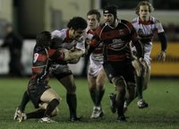 Moseley v Plymouth Albion 270112
