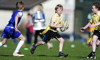 Aviva Schools Tag Rugby Festival  290312