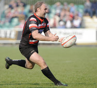Cornish Pirates v Rotherham Titans  250312