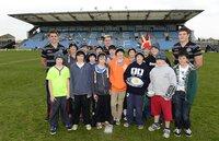 Exeter Chiefs v London Irish 310312