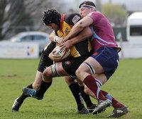 Rotherham Titans v Cornish Pirates 310312