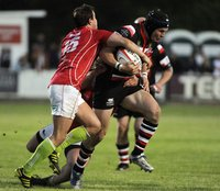 Cornish Pirates v London Welsh 230512
