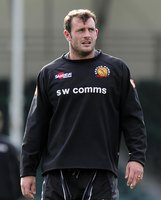 Exeter Chiefs Training 311012