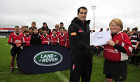 Land Rover Premiership Cup 281012