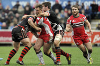 Cornish Pirates v Plymouth Albion 261213