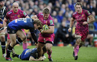 Bath v Exeter Chiefs 260113