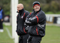 Cornish Pirates Training 290313