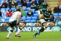 London Irish v Sale Sharks 310313
