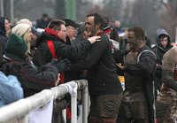 London Scottish v Plymouth Albion 230313