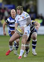 Bath v Exeter Chiefs 301113