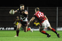 London Welsh v Cornish Pirates 261013