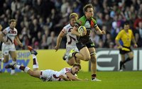 Harlequins v Sale Sharks 261013