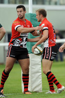 Ealing Trailfinders v Cornish Pirates 280913