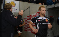 Exeter Chiefs v Leicester 290813
