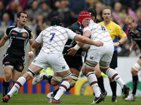 Exeter Chiefs v Leicester 290913