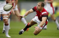 London Welsh  v Plymouth Albion 280913