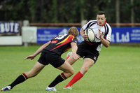 Redruth v Cambridge 080913