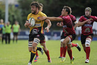 Cornish Pirates v Redruth 300814