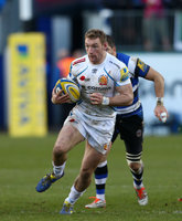Bath Rugby v Exeter Chiefs 271214