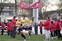Plymouth Albion v Cornish Pirates 271214