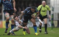 Exeter Chiefs v Ospreys 250114