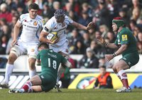 Leicester Tigers v Exeter Chiefs 230314
