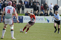 Plymouth Albion v Cornish Pirates 290314
